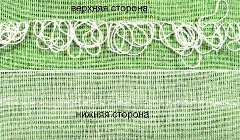 шов копировальный силки