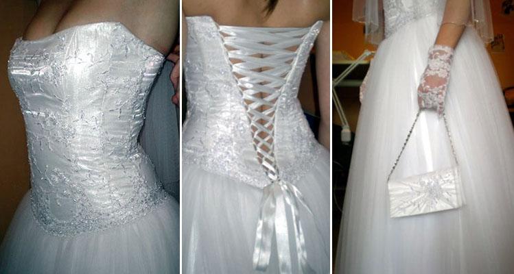 Корсет свадебного платья своими руками 442