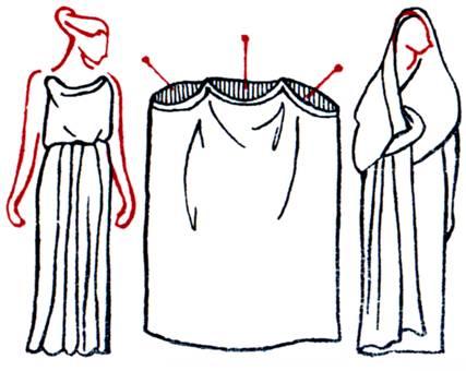 Как сшить римскую тунику своими руками 32