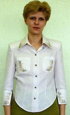 Вытачка На Блузке В Самаре