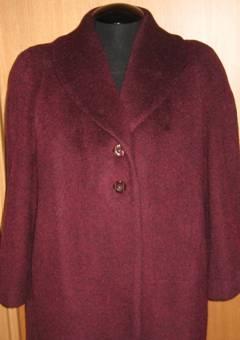 потайная застежка на пальто