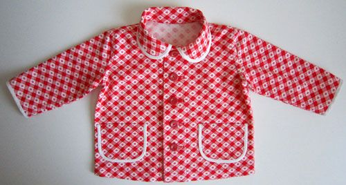 Blouse for baby