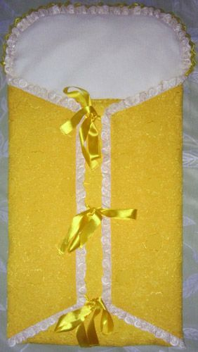 The envelope for newborn baby
