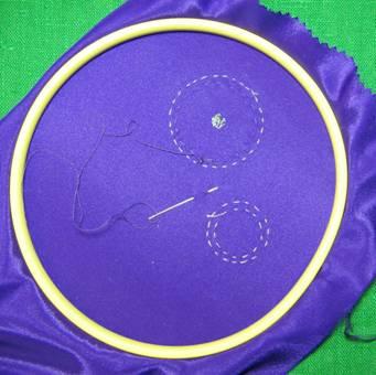пуговицы из кружева вручную