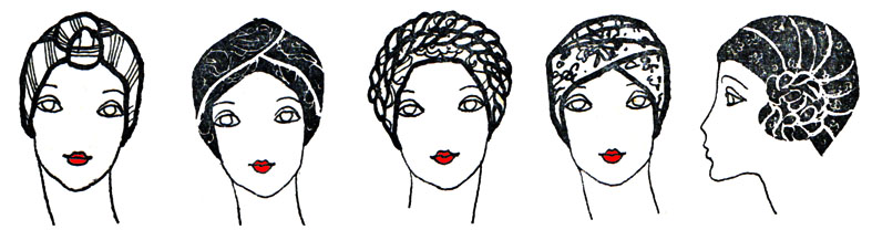 Make yourself a turban
